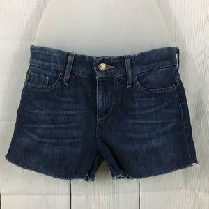 Joes Jeans Provocateur Cutoff Jean Shorts